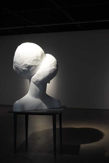 , 'Closed Eyes,' 2017-2018, Arario Gallery