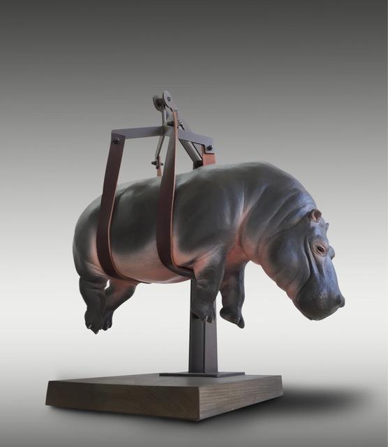 , 'Il Peso del Tempo Sospeso-Ippopotamo,' , Galerie Vivendi