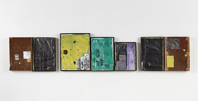 , 'CONSPIRACY OF THE SENSES / HEUTE ,' 2015, Nicodim Gallery