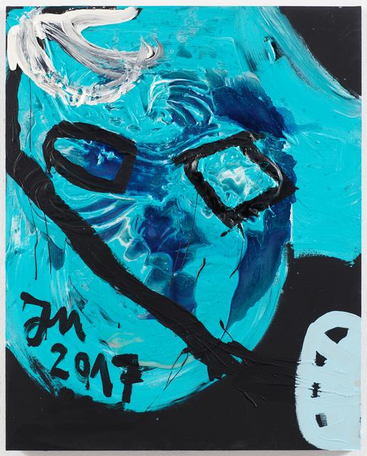 """, '""""STÖR' MI NIT..."""",' 2017, Galerie Krinzinger"""