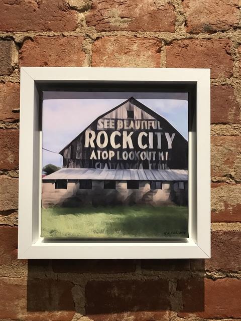 , 'See Rock City,' 2018, Mason-Nordgauer Fine Arts Gallery