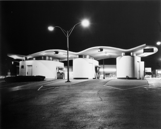 George Tice, 'First Union Drive In Bank, Caldwell, NJ', 1998, Photography, Silver Gelatin, Gallery 270