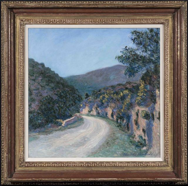 , 'The Road to Annecy ,' ca. 1900, Trinity House Paintings