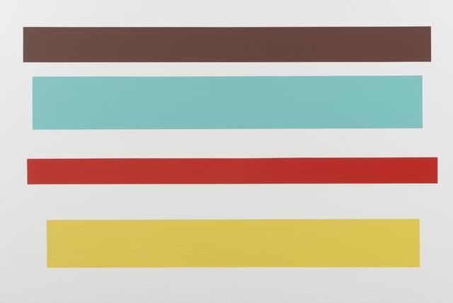 , 'Banner 1,' 2017, Rick Wester Fine Art