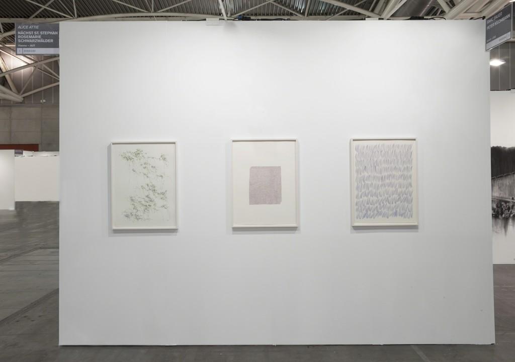 Photo: Sebastiano Pellion Galerie nächst St. Stephan Rosemarie Schwarzwälder