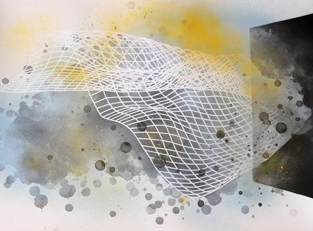 , 'Skeleton IV 《框架 IV 》,' 2013, W.Ming Art