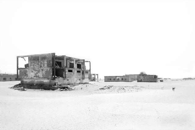 , 'The Act of Remembering, Spanish Sahara II,' 2014, Zilberman Gallery