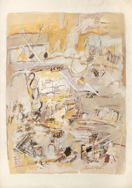 , 'Untitled,' 1993, Galerie Lelong & Co.