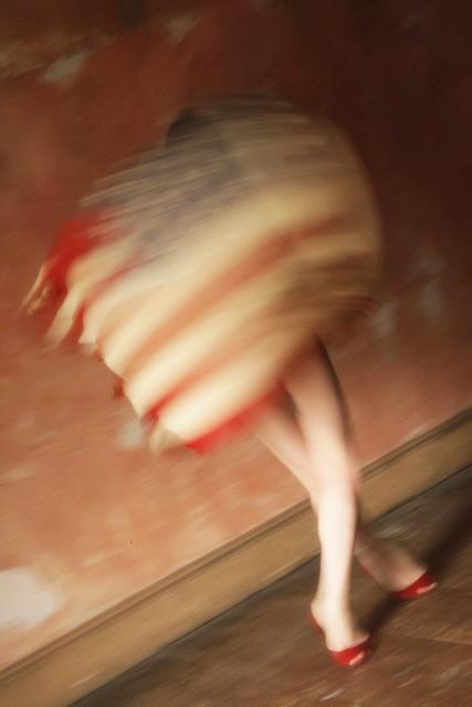 , 'Spinning America,' , Merritt Gallery