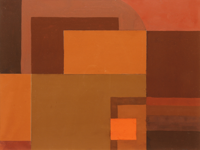 , 'Moroccan Colors,' 1966, Addison Rowe Gallery