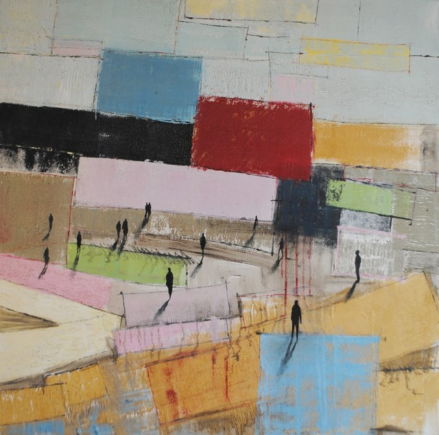 , 'Hastings West Cliff,' , London Contemporary Art / Store Street Gallery