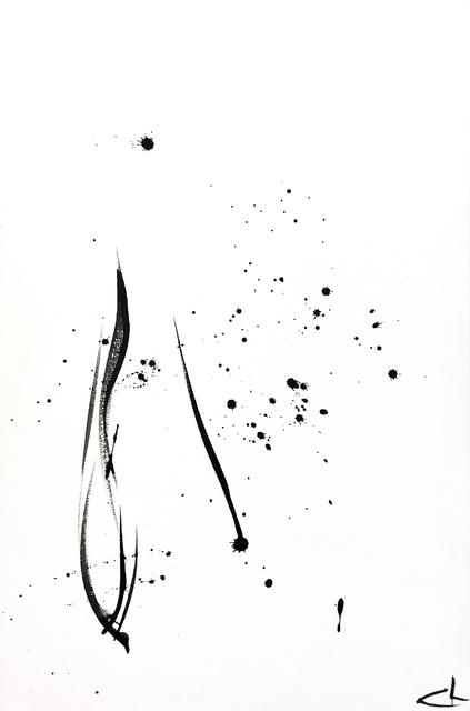 Claudelise, 'Un pas vers la liberté, la Volonté du Diable', 2019, Galerie Libre Est L'Art