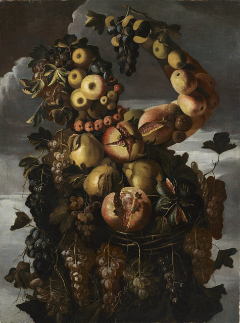 , 'Allegory of the Four Seasons, Four Anthropomorphic Figures,' , Koetser Gallery