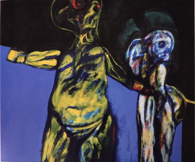 , 'ST,' 1966, Galería Rubbers Internacional