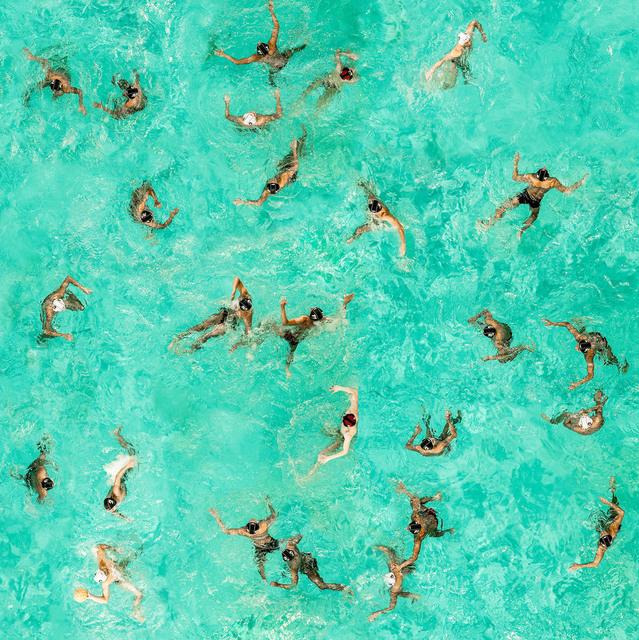 , 'Water Polo 5, ed. 1/5,' 2013, Beatriz Esguerra Art