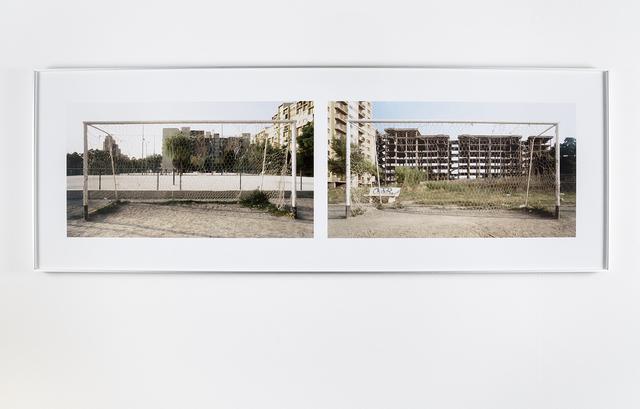 Paola Di Bello, 'Fuoricampo', 1997, Galleria Bianconi