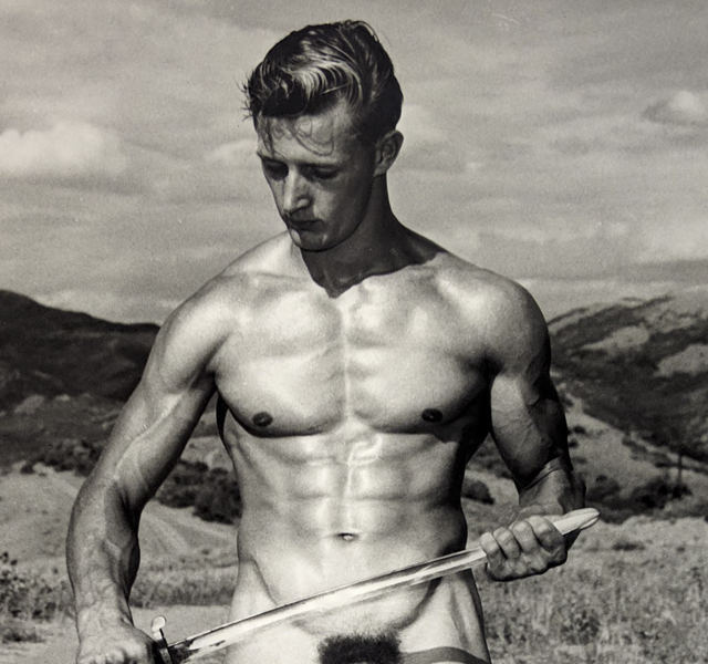 Bruce of Los Angeles, '(16) Photos: Nude Male Studys', Capsule Gallery Auction