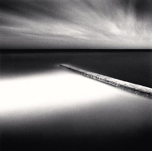 Michael Kenna, 'Tempus Fugit, Deerfiled Beach, Florida', 1996, Photography, Silver Gelatin Print, Weston Gallery