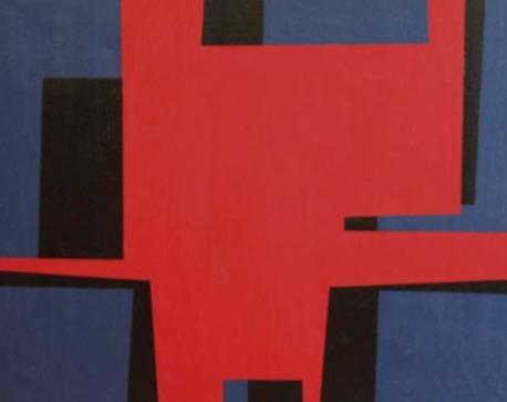 , 'Grata rossa,' , Montrasio Arte / Km0