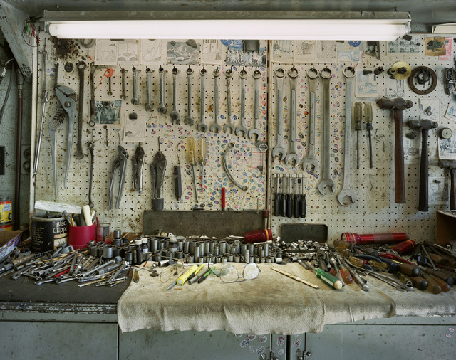 Andrew Moore, 'A1 Auto Garage', Melissa Morgan Fine Art