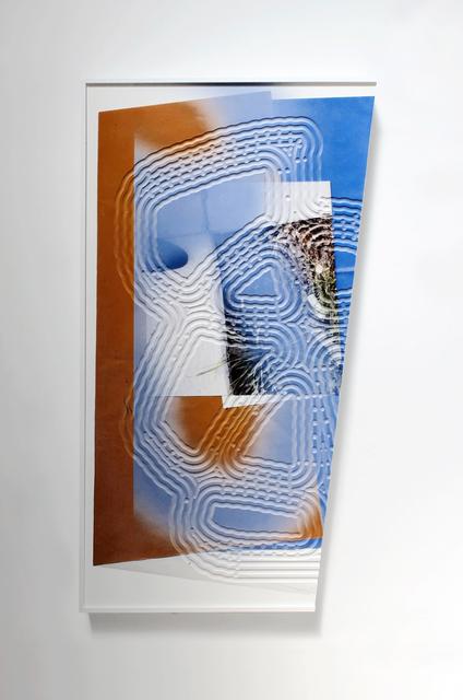 , 'Beyond the edge,' 2016, Luis De Jesus Los Angeles