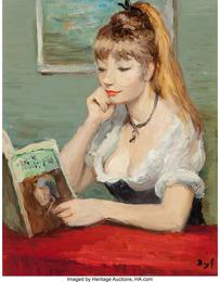Claudine à la lecture