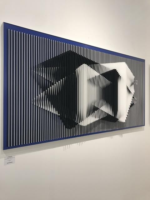 , 'Dual Perspective,' 2017, Contempop Gallery