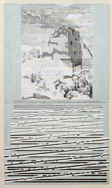 Lynda Ballen, ' Aeonian 1', 2016, David Krut Projects