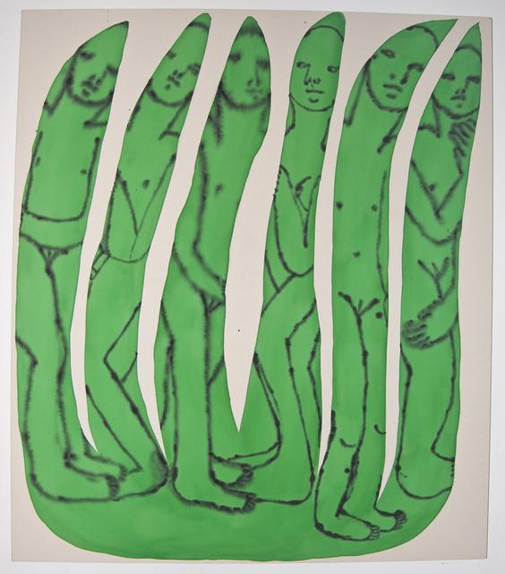 , 'Untitled (Green),' 2019, New Image Art