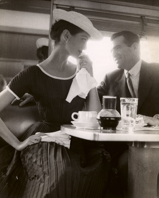 , 'Tea With Carmen,' ca. 1950, Edwynn Houk Gallery