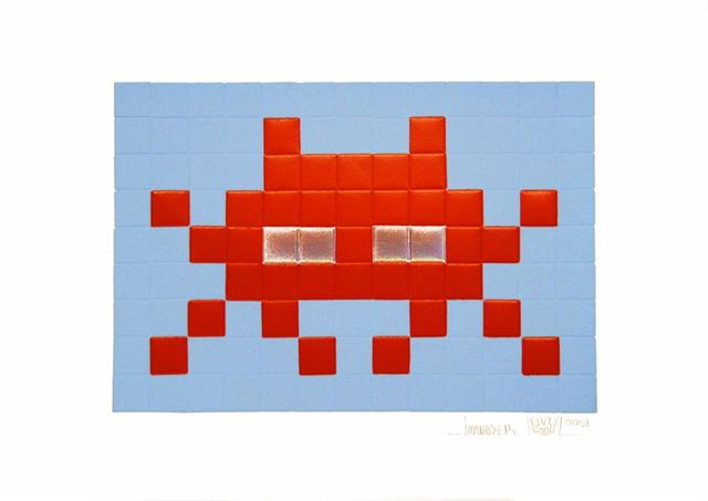 , 'Invasion (Red),' 2009, Lougher Contemporary