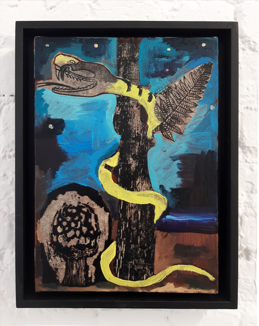 , 'Quetzalcoatl,' 2018, In Situ - Fabienne Leclerc