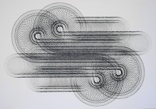 , 'Multicromía No. 41,' 2018, GALERÍA ETHRA