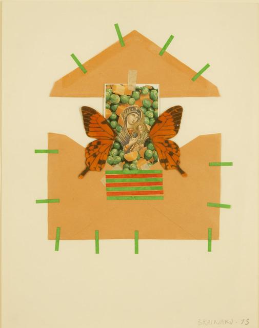 , 'Madonna of Peas,' 1975, Tibor de Nagy