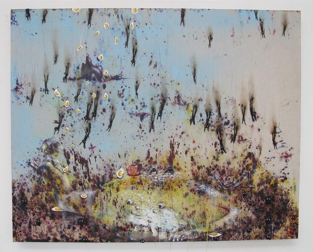 , 'Membrane Coquillère,' 2015, Galerie Laurent Godin