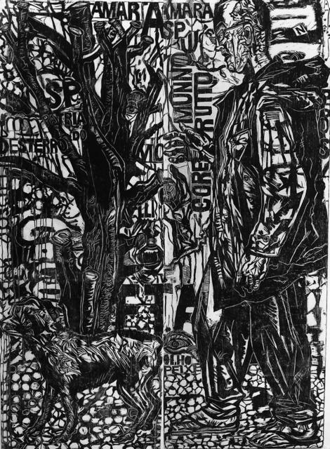 , 'Amar Amara,' 2008, Galeria Mezanino
