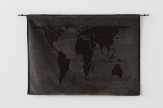 Mona Hatoum, 'Projection (velvet)', 2013, White Cube