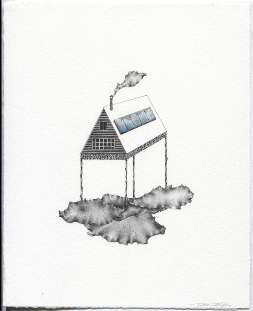 , 'Cloud Minder,' 2017, Fountain Street