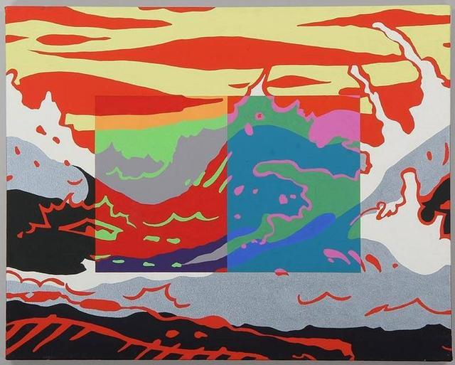 Robert Reitzfeld, 'Untitled from Cartoon Series', 1990-1999, Lions Gallery