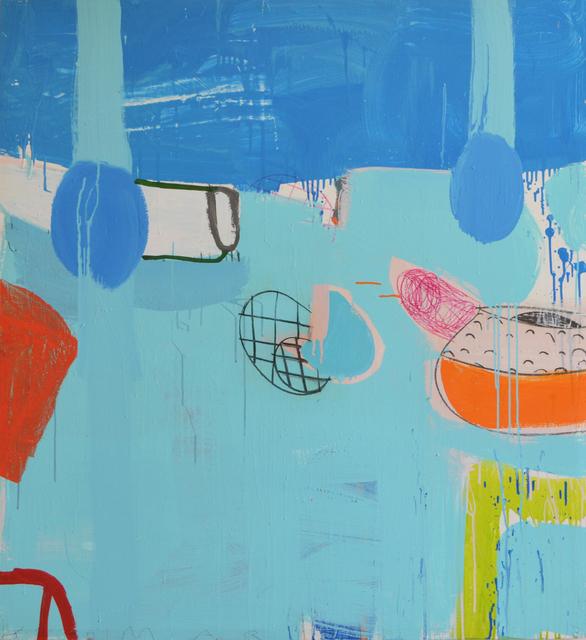 , 'A Suite of Blue Sea, Georgica,' 2012, Madelyn Jordon Fine Art