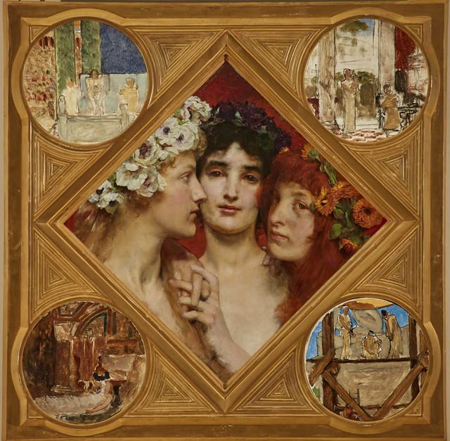 , 'The Three Graces,' , Jack Kilgore & Co.