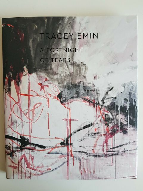 """Tracey Emin, 'TRACEY EMIN """"A FORTNIGHT OF TEARS"""" SIGNED EXHIBITION CATALOGUE', 2019, Arts Limited"""