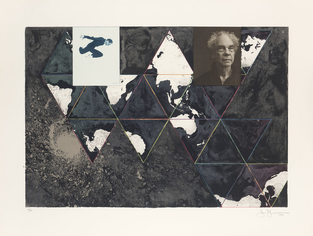 , 'Untitled (American Center),' 1994, Galerie Lelong & Co.