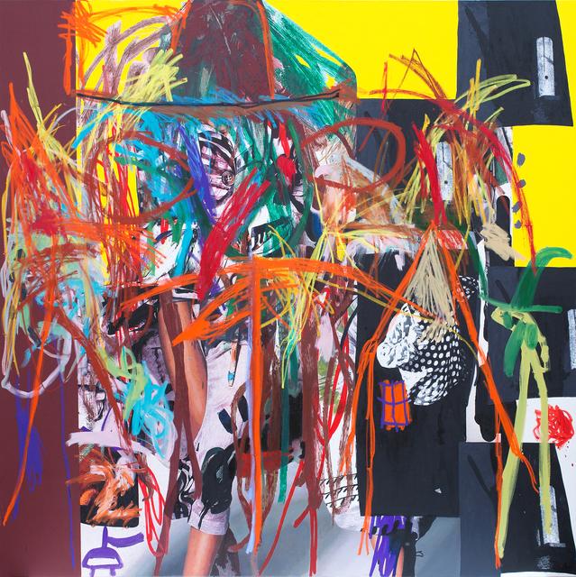 , 'Dianna,' 2018, Galerie Krinzinger