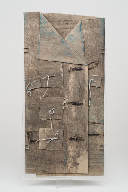James Castle, 'Untitled (Coat)', n.d., Fleisher/Ollman