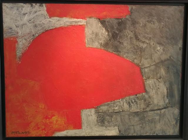 , 'Composition abstraite ,' 1966, Galerie Pascal Lansberg