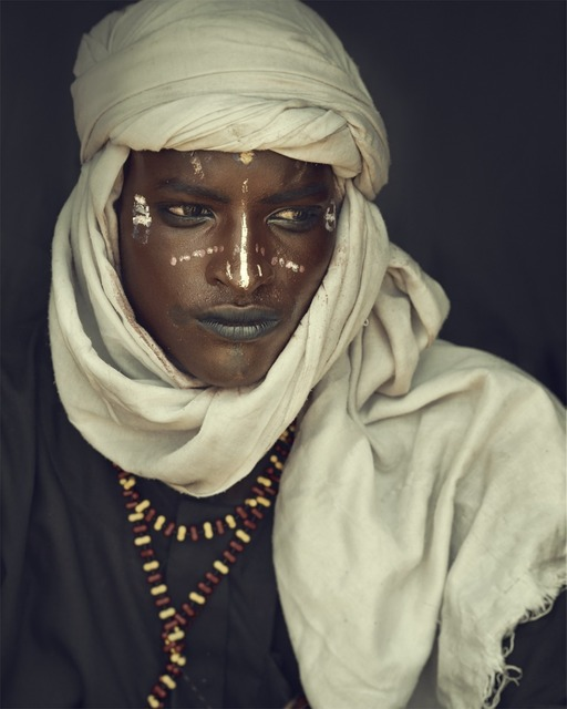 , 'XXVIII 9 Wodaabe, Gerewol, Chad, 2016 ,' 2016, Willas Contemporary
