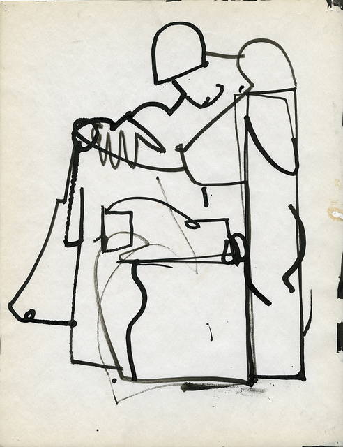 , 'Untitled,' ca. 1940, Somerville Manning Gallery