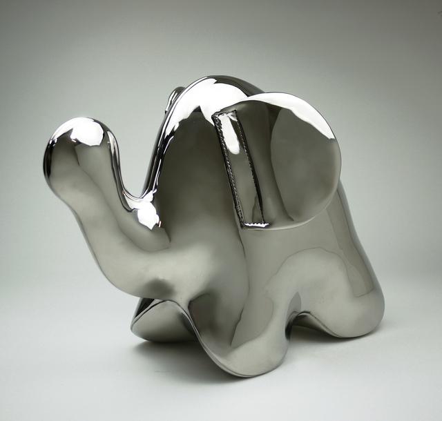 , 'Elephant,' 2018, Joseph Gross Gallery