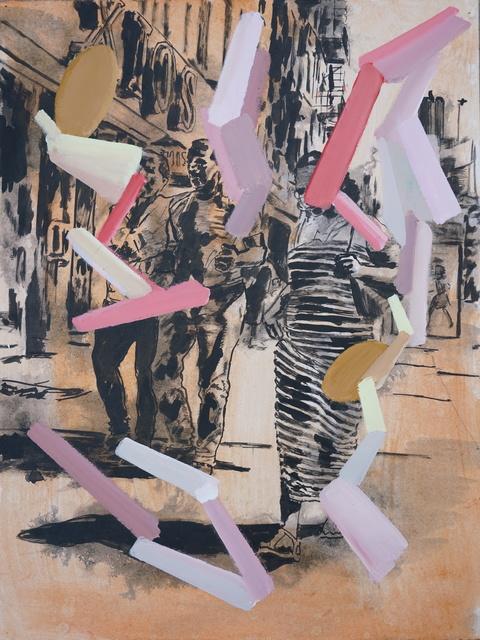 Dumitru Gorzo, 'Rough Edges 10', 2019, Slag Gallery